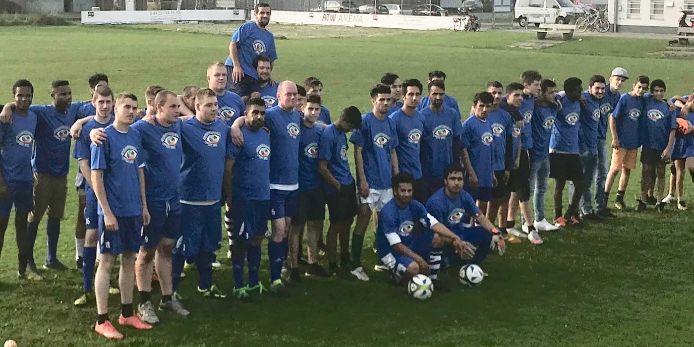 Gemeinsam mehr erreichen und die integrative Kraft des Fußballs nutzen. Auf und neben dem Platz
