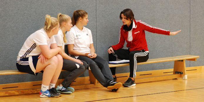 Junior Coach Girls Only