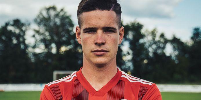 Markus Giering vom 1. FC Kalchreuth.