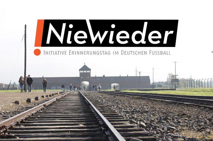 !Nie wieder: Erinnerungstag im deutschen Fußball