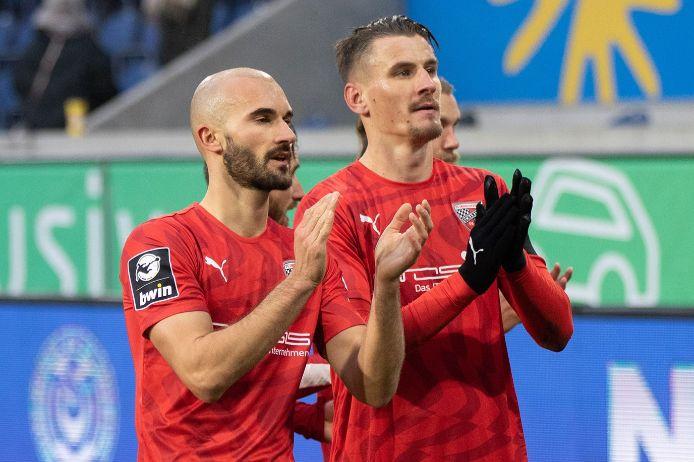 Stefan Kutschke FC Ingolstadt 04