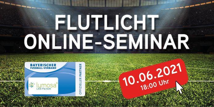 Lumosa-Online-Seminar am 10. Juni 2021.