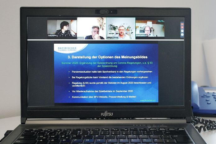 Info-Seminare zum Saison-Abbruch 2019/21