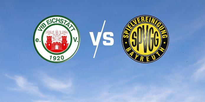 Im Ligapokal-Finale der Regionalliga Bayern stehen sich der VfB Eichstätt und die SpVgg bayreuth gegenüber.
