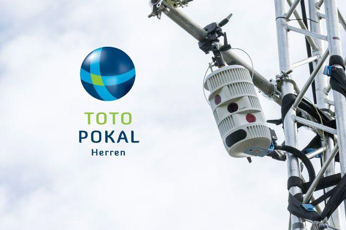 Sporttotal.tv zeigt alle Viertelfinal im bayerischen Toto-Pokal-Wettbewerb live