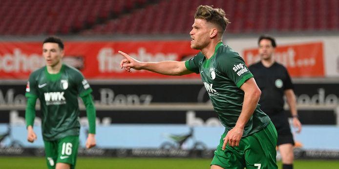 FC Augsburg Florian Niederlechner
