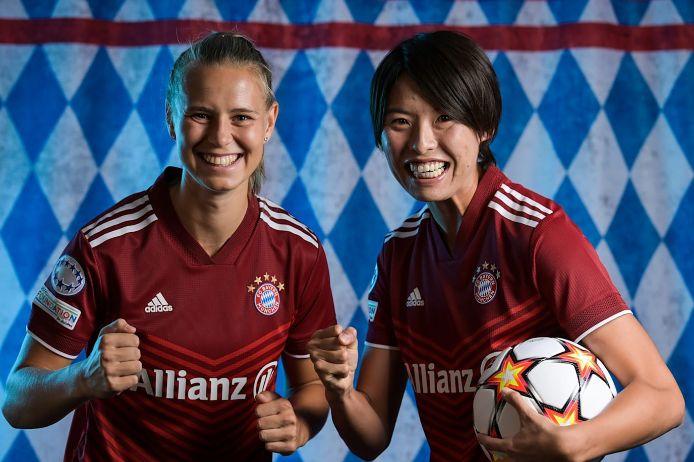 Bühl Kumagai FC Bayern Frauen