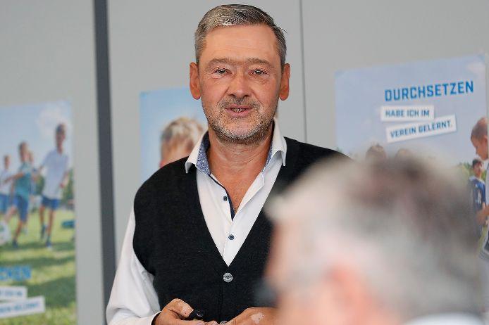 BFV-Vizepräsident Robert Schraudner