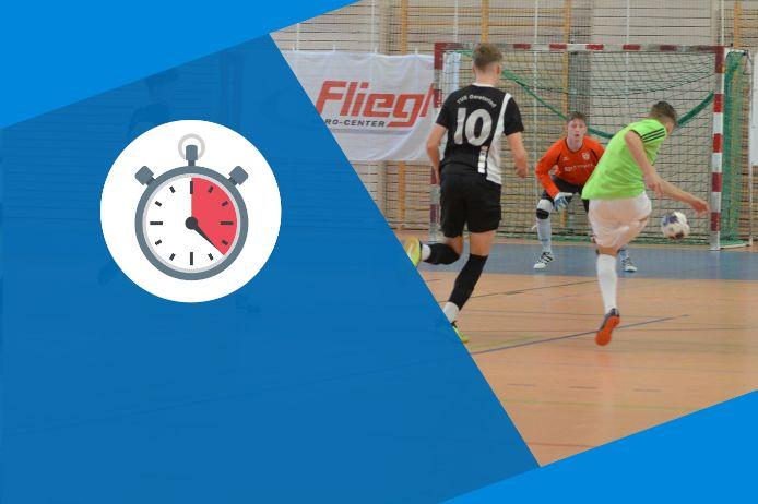 Liveticker Bayerische Hallenmeisterschaft der U19-Junioren.