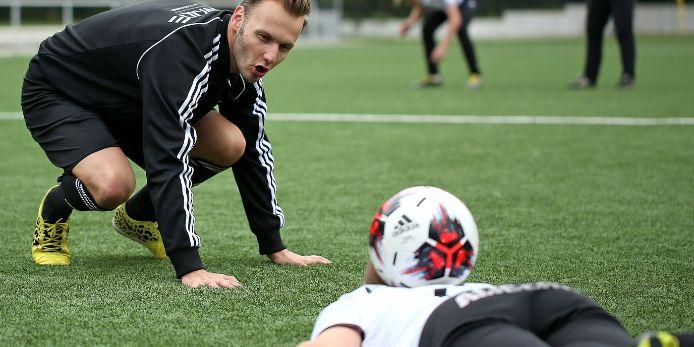 DFB-Junior Coach-Ausbildung